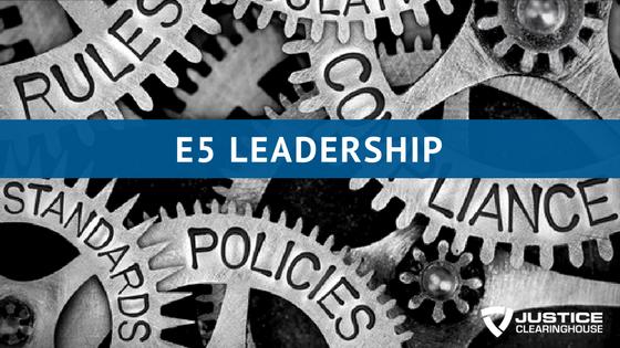 E5 Leadership