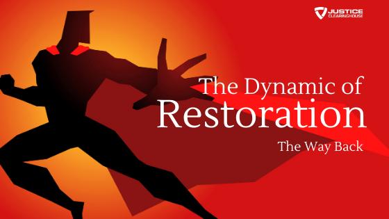 The Dynamic of Restoration