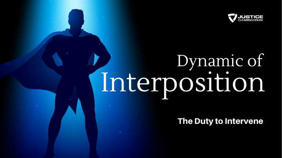 The Dynamic of Interposition