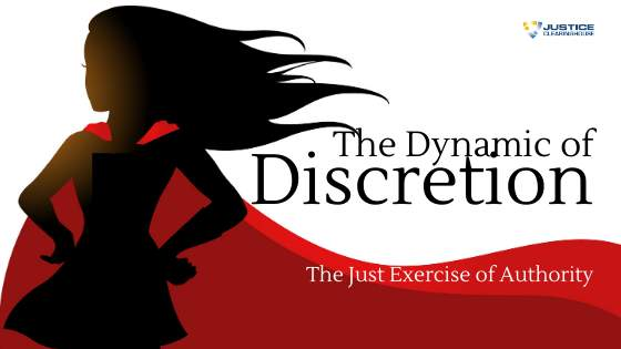 The Dynamic of Discretion